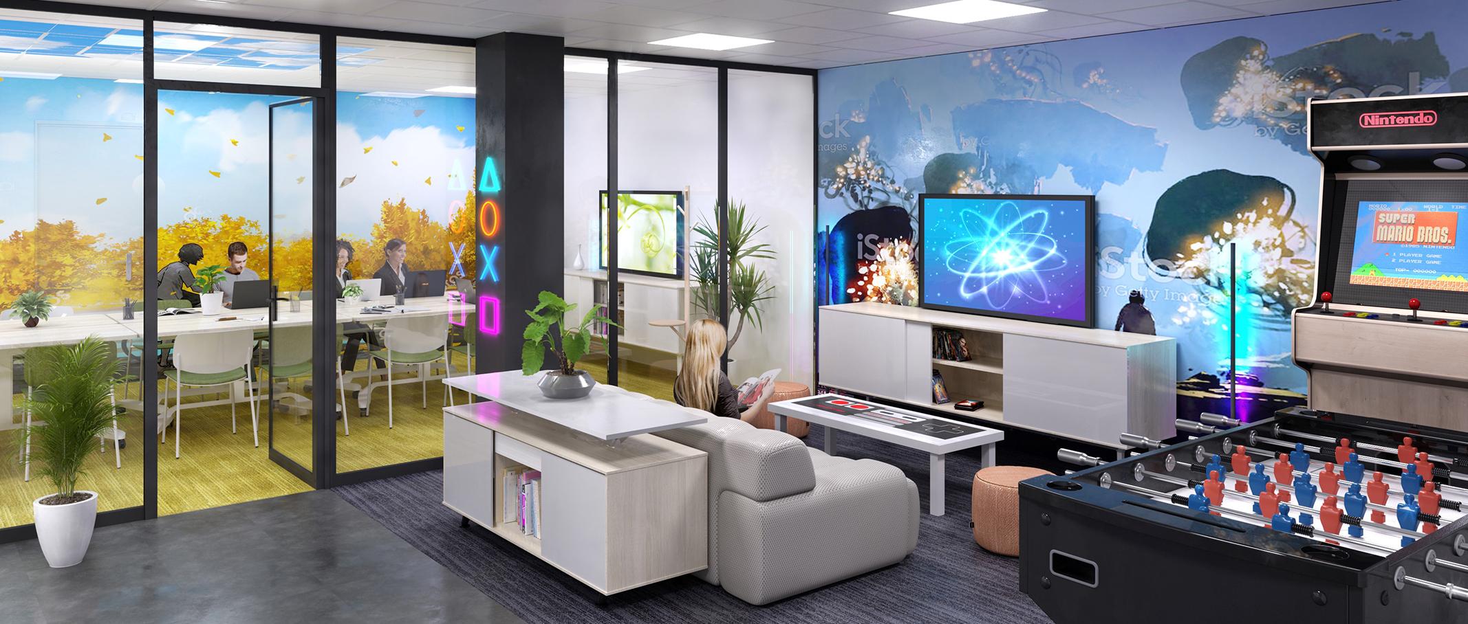 Geekroom du NIDAIX