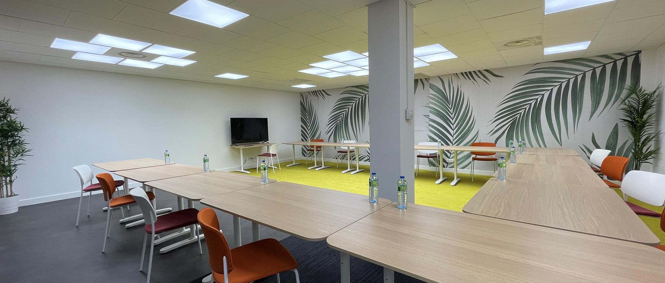 Location d'une salle de réunions à Aix-en-Provence - Salle de réunion grande capacité