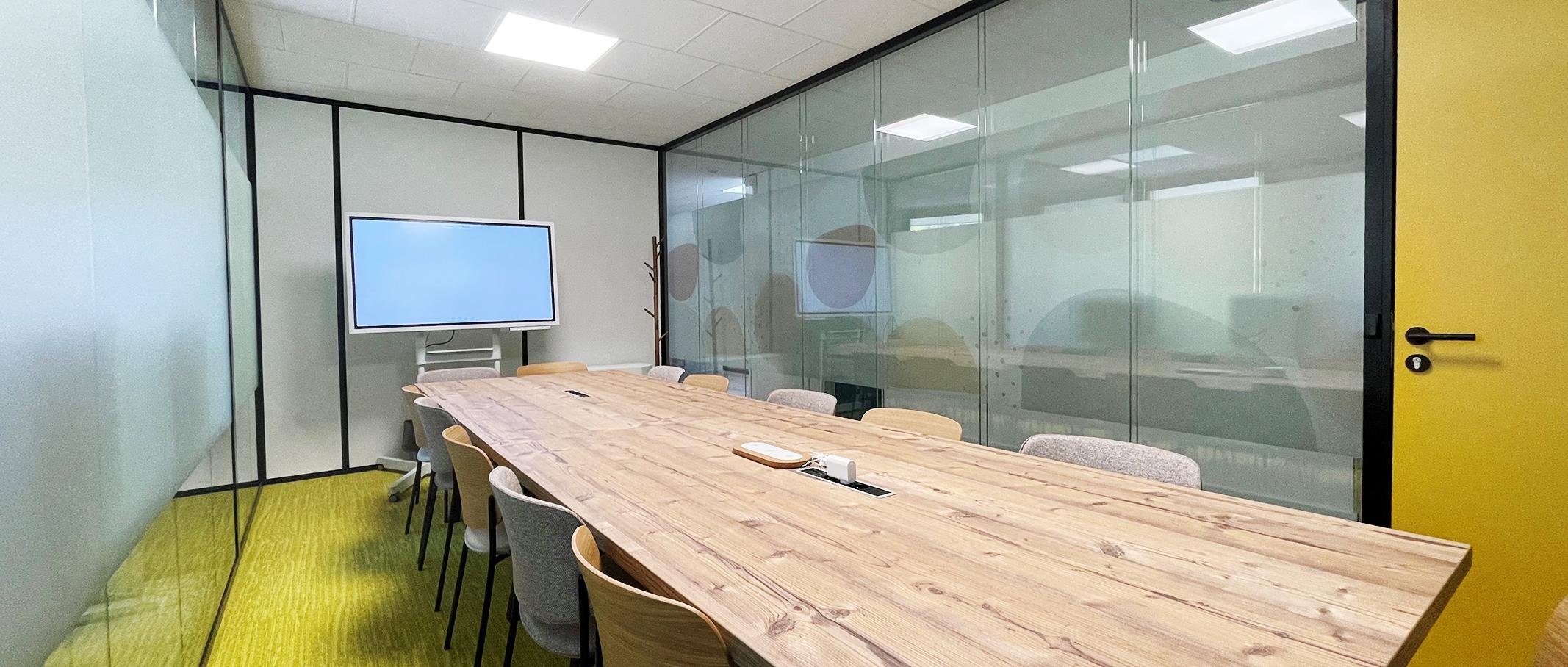 Location d'une salle de réunions à Aix-en-Provence - 10 personnes