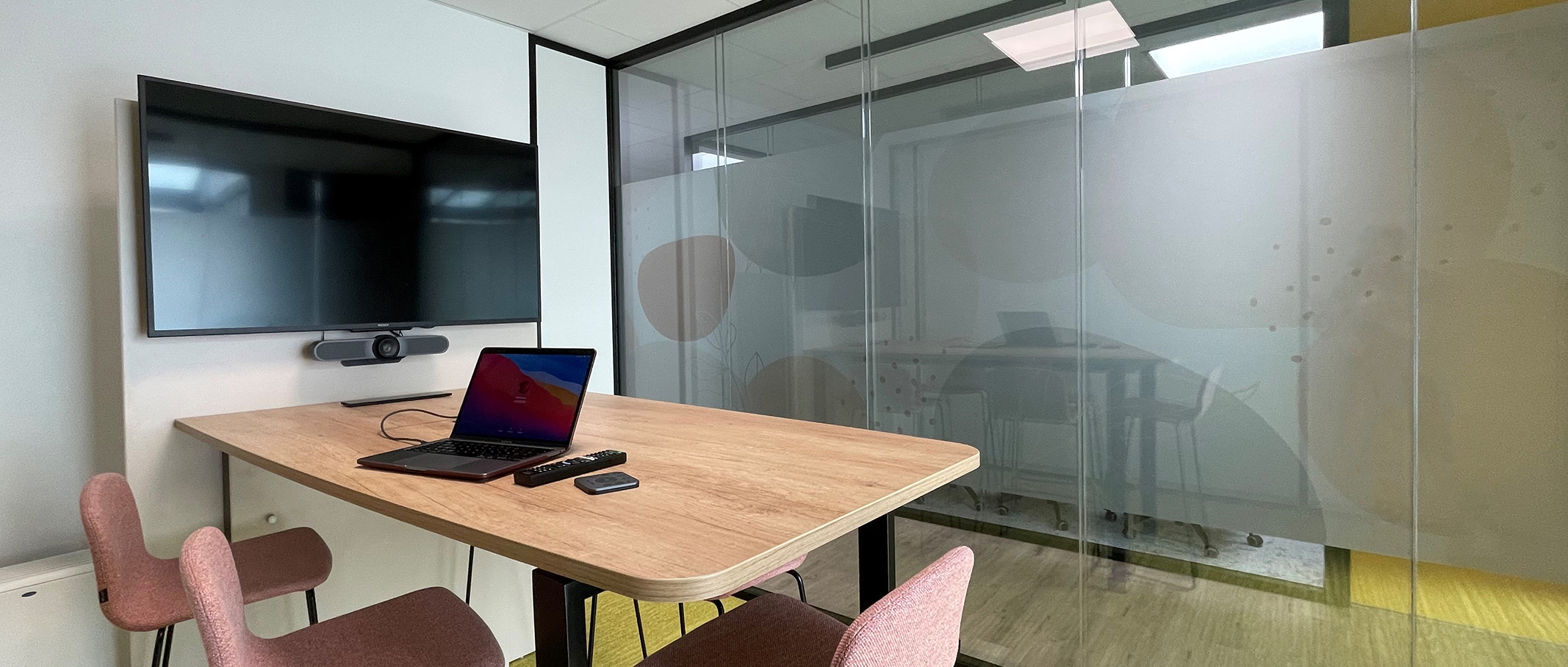 Location d'une salle de réunions à Aix-en-Provence - Salle de réunion visioconférence